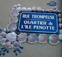 L'ILE PENOTTE(  Dany Arnaud-Aubin)