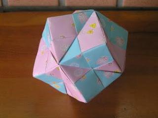 日式風格二十四面星體