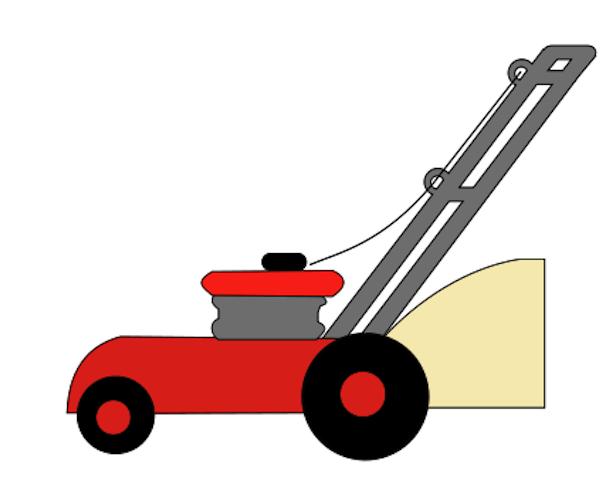 Lawn Mower Drawings Ahhh...let's Make a Lawn Mower