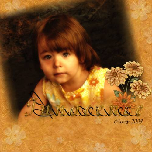 Innocence by Annette