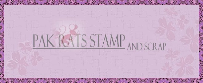 Pak Rats Stamp and Scrap