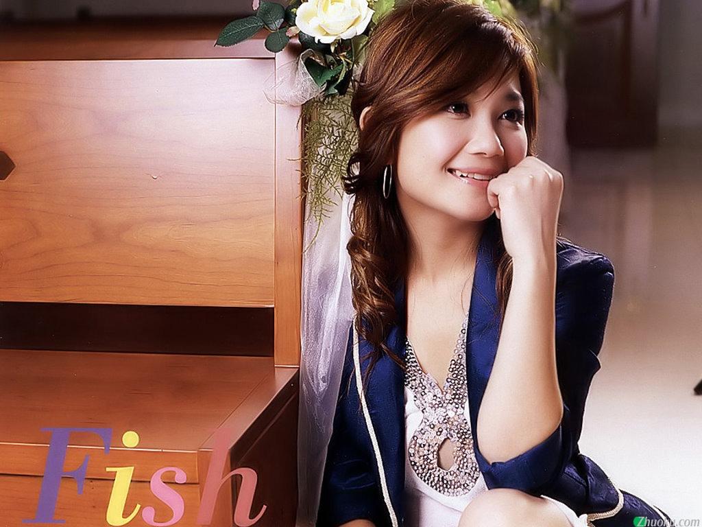 Jasmine Leung - Wallpaper