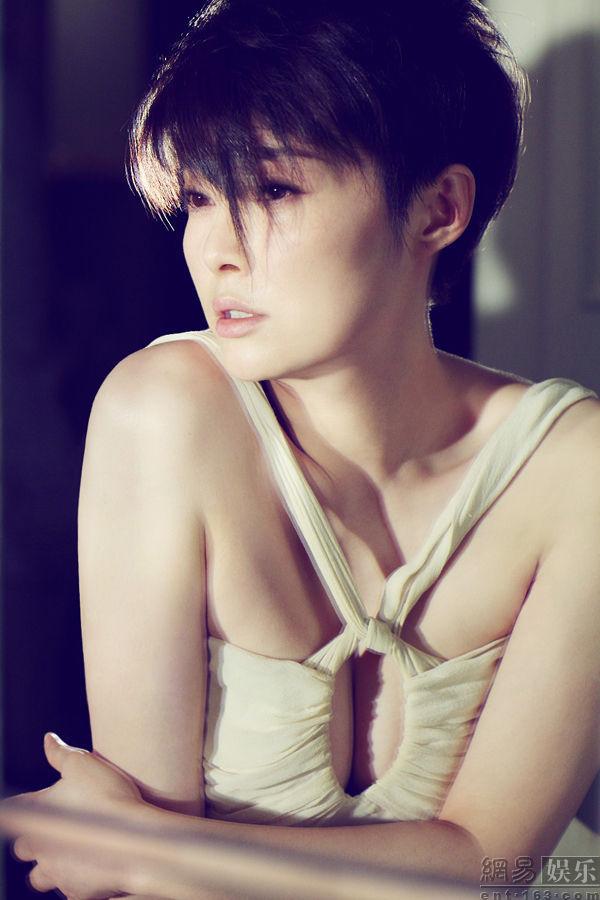 Asian Girl: Chinese actress - Yuan Li