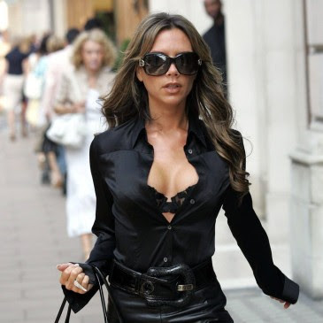 victoria beckham leather skirt. FHM today announced it Top 100 Sexiest women. Victoria Beckham debut at No.