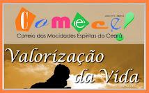 COMECE Correio das Mocidades espíritas do Ceará