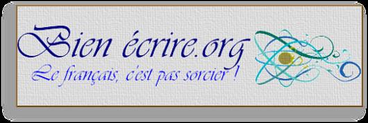 Blog de Bien écrire.org