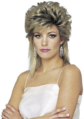 confessions of a hairstylist: 1986 called, it wants it's