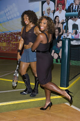 SW2 Serena Williams... WAXED!