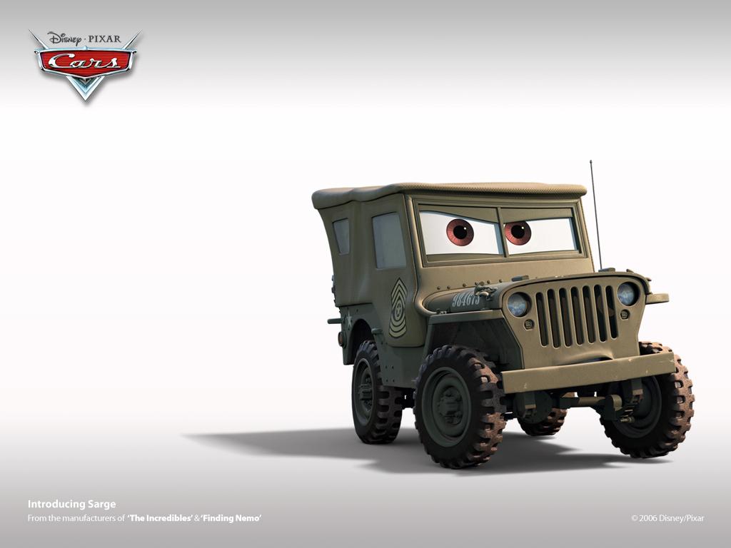 wallpaper carros pixar