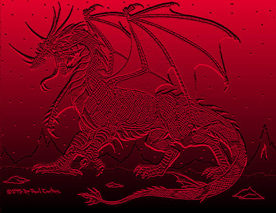 wallpaper red dragon. wallpaper red dragon.