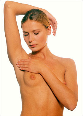 Detecting breast cancer early is the key to surviving it! Breast Self Exams ...