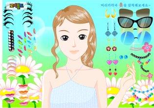Juegos De Salon De Peinados - Juegos de Peinar Chicas