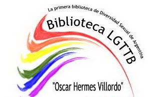 "Con tu compra colaboras con la Biblioteca LGTTBI ""Oscar Hermes Villordo"""