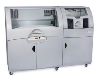 impresora 3d Zprinter 650