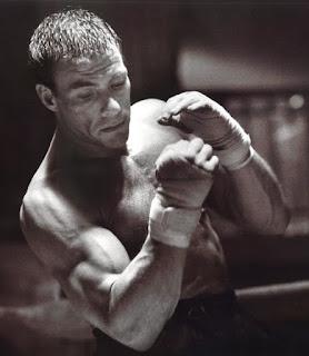 Jean Claude Van Damme peleará en el K1 - 2011
