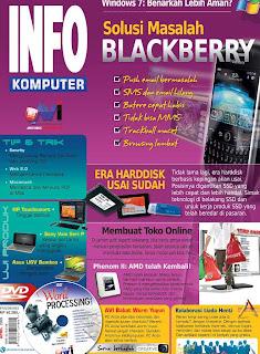 Info Komputer April 2009