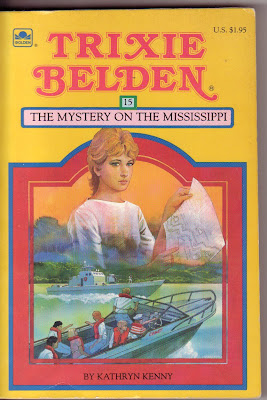Trixie Belden Book List