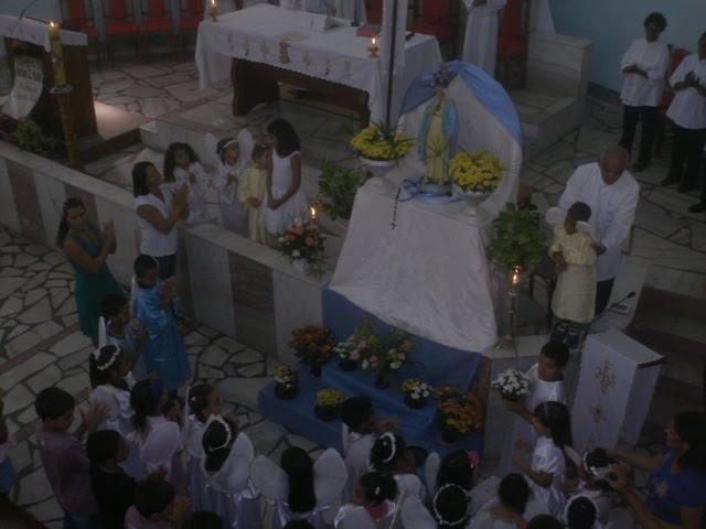 Coroação de Nossa Senhora!!!!