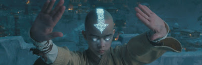 aang, avatar state, the last airbender