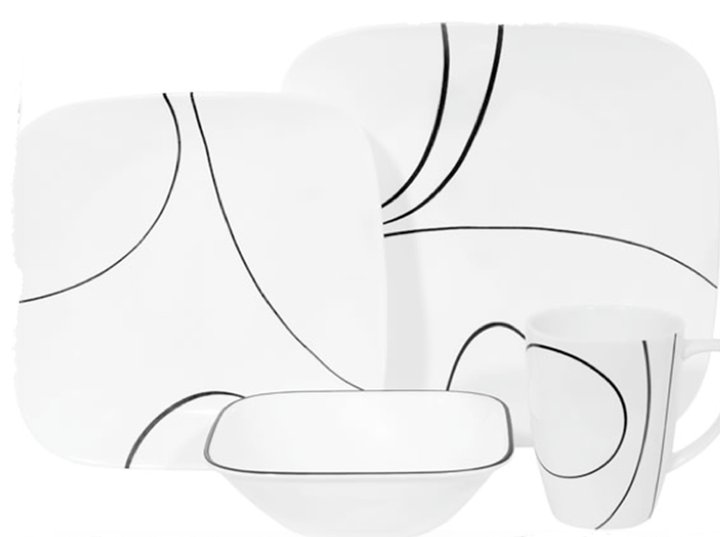 Corelle® Ultra™ Cherry Blossom 16-Piece Dinnerware Set - Bed Bath & Beyond,
