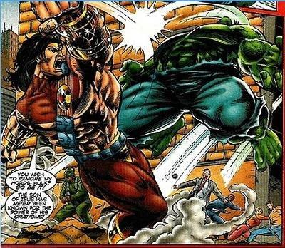 galactus and juggernaut vs superman and hulk. Hercules vs Hulk