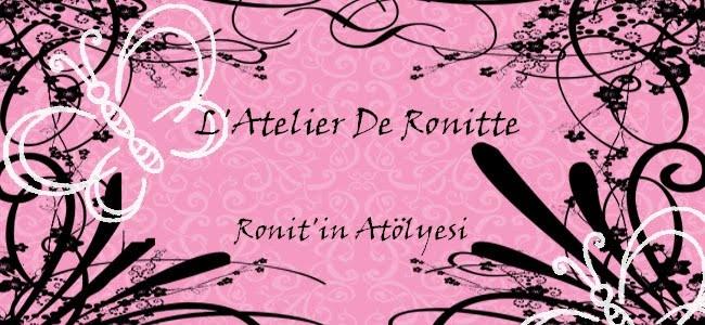 L'Atelier De Ronitte