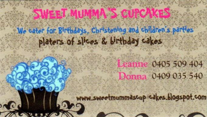 Sweet Mumma's Cupcakes