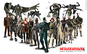 #9 Metal Gear Solid Wallpaper