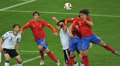 هدف اسبانيا 2010