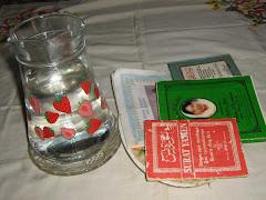 Banyu Yasin, Buku Yasin wan buku doa-doa