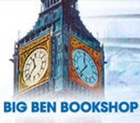 big ben bookshop prague logo