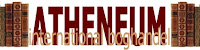 Atheneum International Bookstore logo