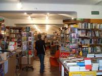 Vale Novak bookstore Ljubljana