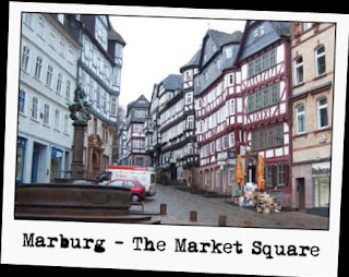 Marburg The Market Square
