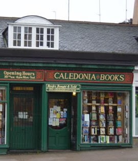 Caledonia Books of Glasgow