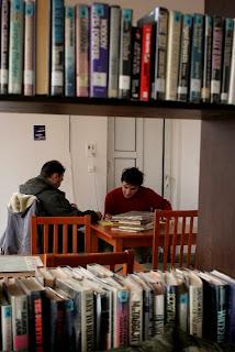 Blackbird Books bookstore Mitrovice Kosovo