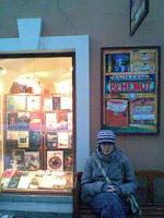 Behemot Bookshop Ljubljana