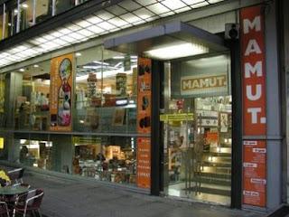 Mamut Megastore Belgrade