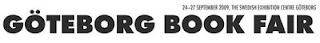 Goteborg Book Fair Logo