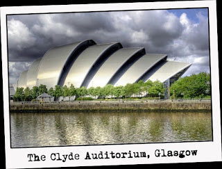 The Clyde Auditorium Glasgow