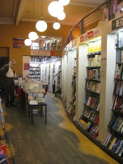 Books Upstairs Dublin