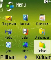 screenshoot nokia