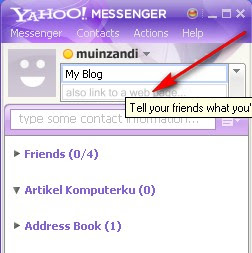 yahoo messenger