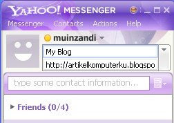 yahoo chat