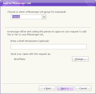 yahoo messenger tips