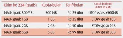 biaya internet murah 3