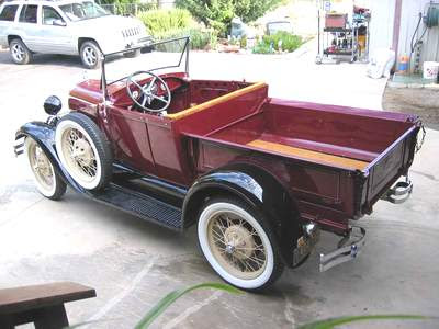 1928 Ford Model T Pickup Truck