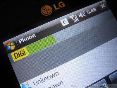 change operator logo on mobile phone