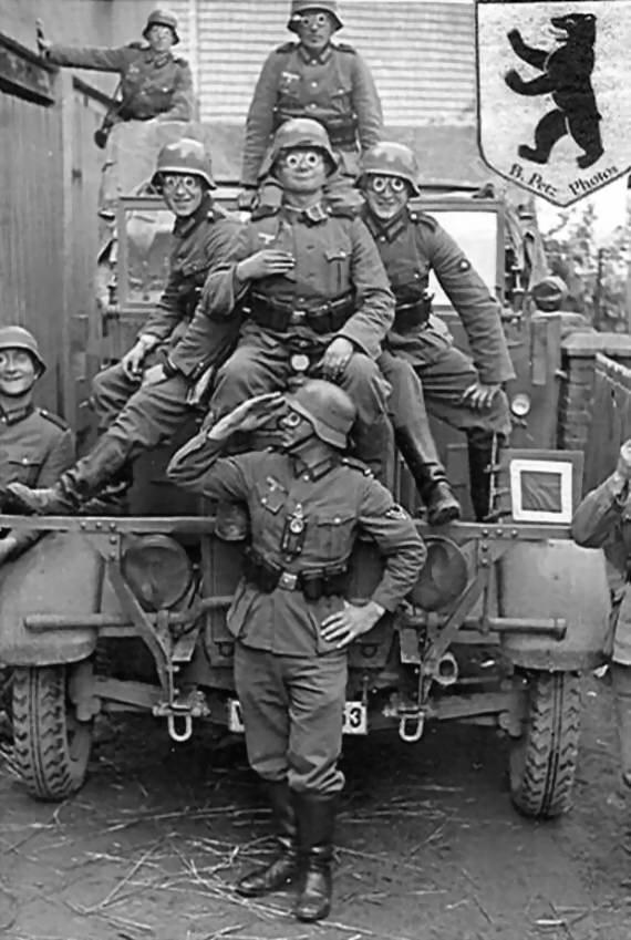 секс фото и рисунки армии вермахта