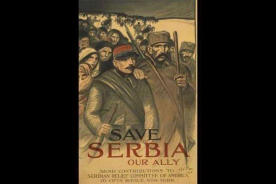 Perang Serbia